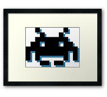 Pixel cult! Framed Print