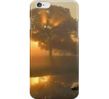 Tree on Fire iPhone Case/Skin