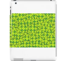 Green Bow iPad Case/Skin