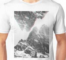 Snowy Mountain Unisex T-Shirt
