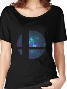 Super Smash Brothers logo Women's Relaxed Fit T-Shirt