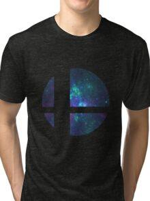 Super Smash Brothers logo Tri-blend T-Shirt