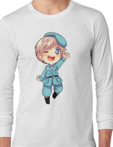 Finland - Hetalia Long Sleeve T-Shirt