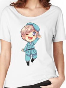 Finland - Hetalia Women's Relaxed Fit T-Shirt