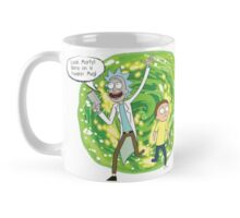 We're on a mug Morty! Mug