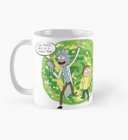 We're on a mug Morty! Mug
