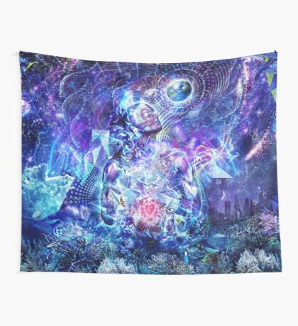 Transcension, 2015 Wall Tapestry