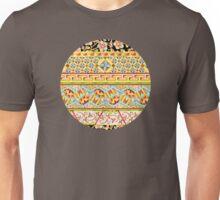 Boho Chic Decorative Stripe Unisex T-Shirt