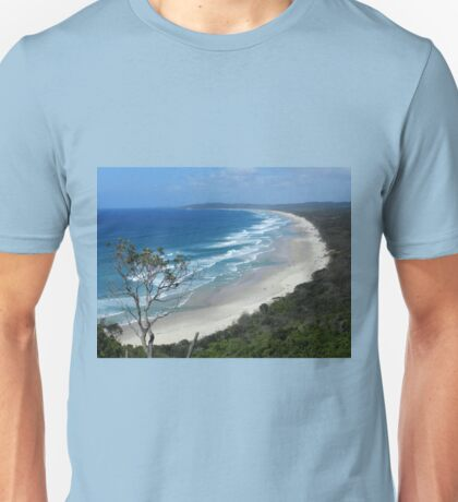 Byron Bay Coastline N.S.W.  Australia T-Shirt