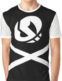 pokemon team skull and cross bones Graphic T-Shirt