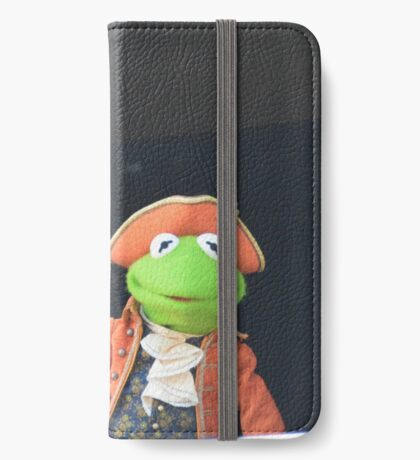 Frog Famous Frog iPhone Wallet/Case/Skin