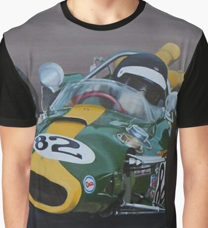 INDY JIMMY Graphic T-Shirt