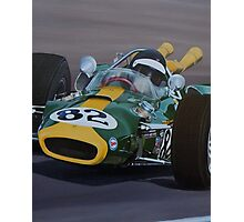 INDY JIMMY Photographic Print