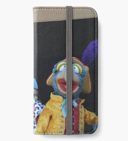 MUPPETS iPhone Wallet/Case/Skin