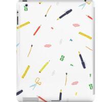 Stationery essentials iPad Case/Skin