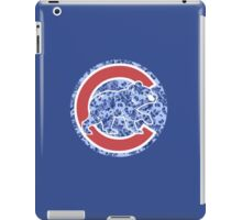 #softcago Cubs iPad Case/Skin
