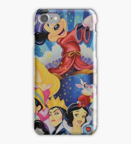 Walt Character Creation iPhone Case/Skin