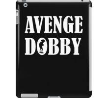 Avenge Dobby white iPad Case/Skin