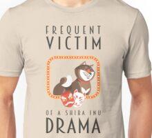 Shiba Drama (Sesame) Unisex T-Shirt