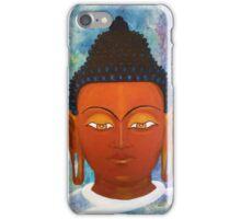 Thoughtful Buddha iPhone Case/Skin