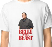 Steven Seagal - Belly Of The Beast Classic T-Shirt