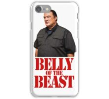 Steven Seagal - Belly Of The Beast iPhone Case/Skin