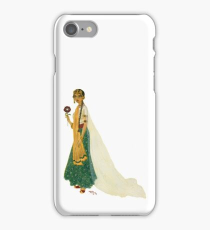 Exotic Princess iPhone Case/Skin