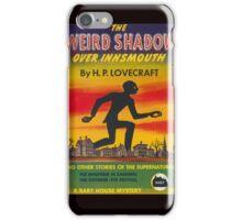 HP LOVECRAFT INNSMOUTH  iPhone Case/Skin