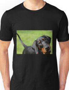 Mr Darcys Goofy Grin Unisex T-Shirt