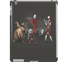 Thriller before Christmas iPad Case/Skin