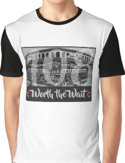 Cubs 108 - Worth the Wait Graphic T-Shirt