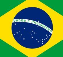 Brazil Mini Skirt Sticker