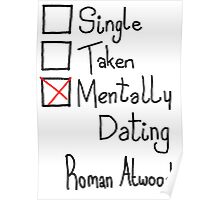 Mentally Dating Roman Atwood Poster