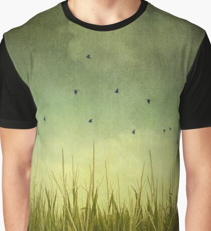 In the Field Graphic T-Shirt