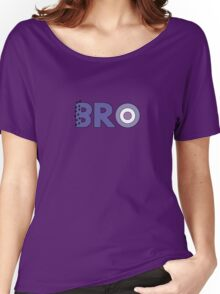 Bro, bro!  Hawkguy, bro. Women's Relaxed Fit T-Shirt