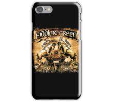 FIDDLER'S GREEN WINNERS & BOOZERS iPhone Case/Skin