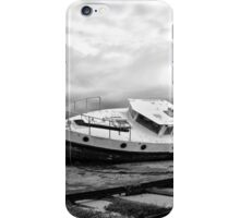 High and Dry - Western Port Victoria iPhone Case/Skin