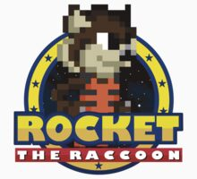 Rocket the Raccoon by Tomsilitis