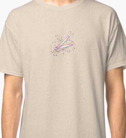 Rainbow nails  Classic T-Shirt