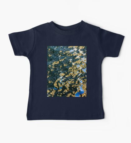 reflection abstract Baby Tee