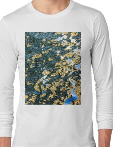 reflection abstract Long Sleeve T-Shirt