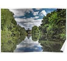 River Bure Wroxham to Coltishall Poster