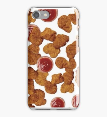 Chicken Nuggets iPhone Case/Skin