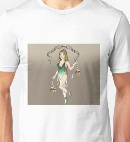 Libra (Zodiac Series) Unisex T-Shirt