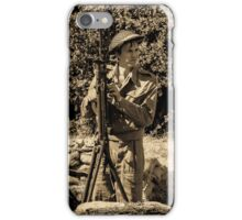 WW2 Soldier iPhone Case/Skin