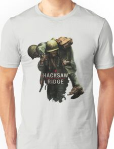 Hacksaw Ridge the incredible true story Unisex T-Shirt