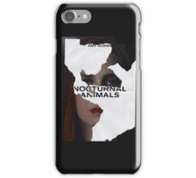 Nocturnal Animals characters Susan Morrow iPhone Case/Skin