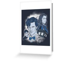 Doctor´s Universe Greeting Card