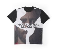 Nocturnal Animals characters Edward Sheffield  Graphic T-Shirt