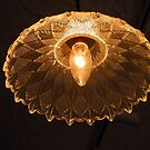 Kyoto: Cafe Lamp by Sue Ballyn